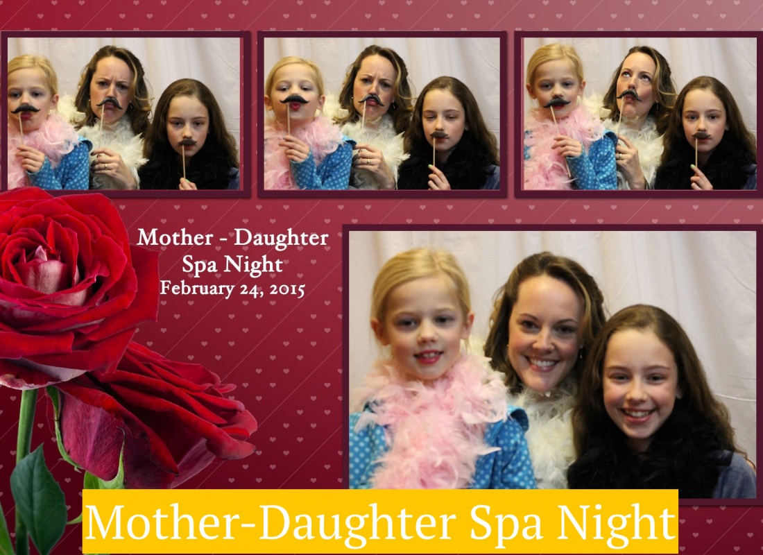 momdaughter spa