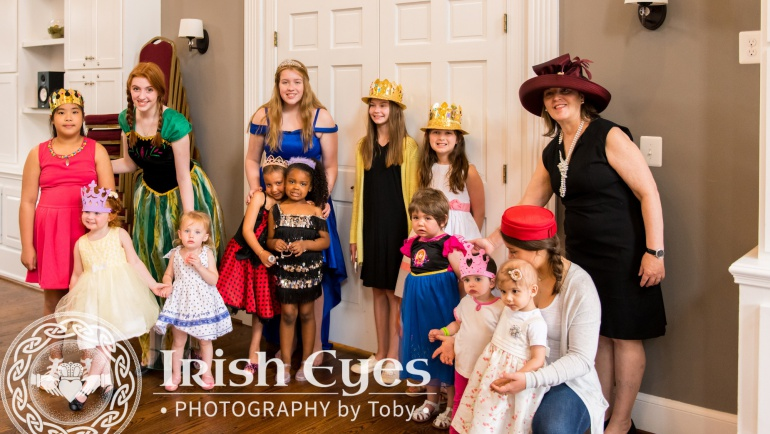 Rachel's Princess Tea Party 2019